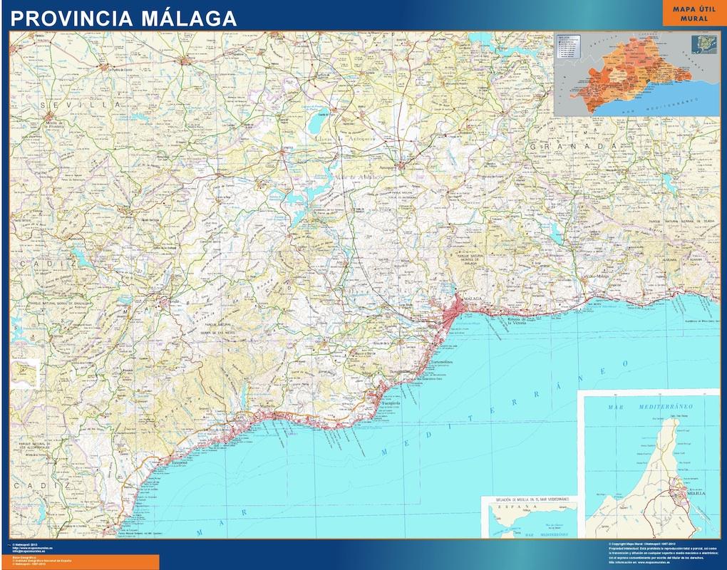 Pueblos Malaga